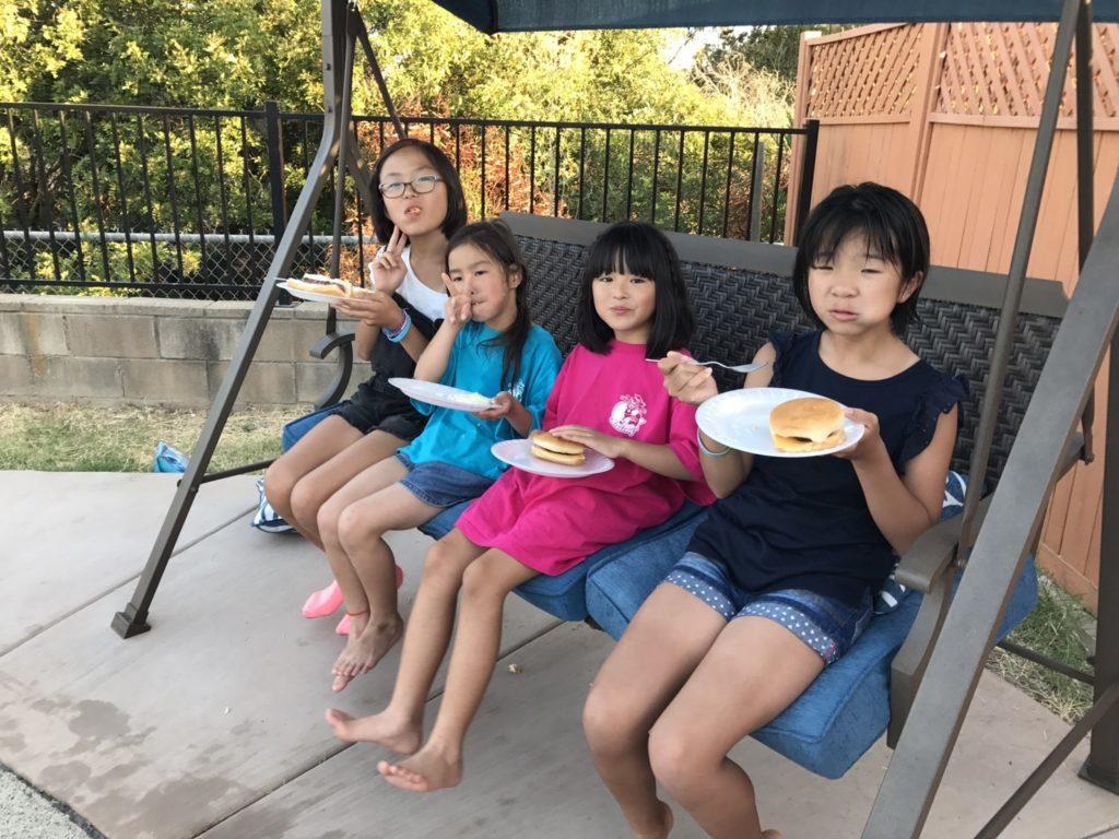 San Diego Summer Camp BBQ!!!!!