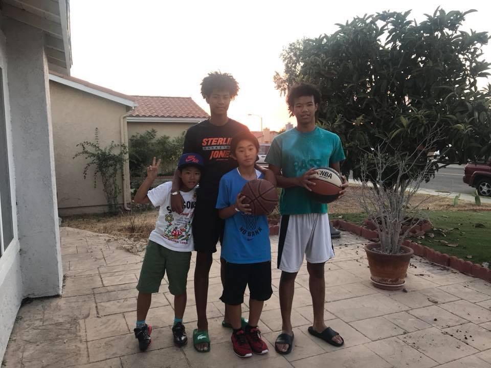 サンディエゴ|夏休み短期留学・海外スポーツキャンプ|バスケ個人指導