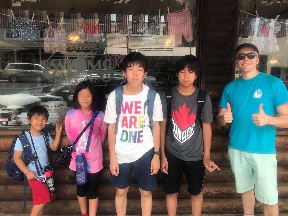 サンディエゴ|夏休み短期留学・海外スポーツキャンプ|YMCAキャンプスタート!